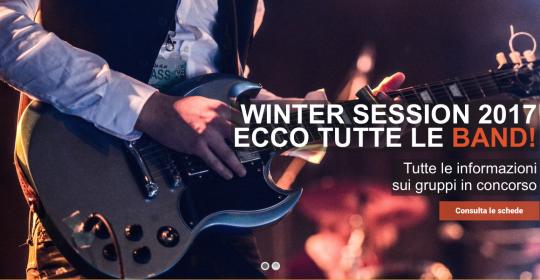 PALCO ai GIOVANI 2017 Winter Sessions